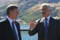 빌 잉글리쉬 총리, 중국과 밀당 성공적(?)