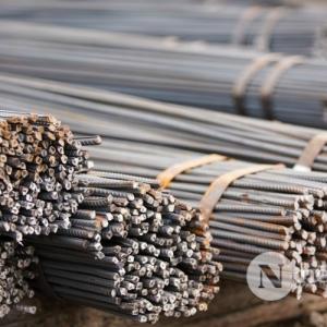철근 1톤 가격이 260만으로 투그릭 올라