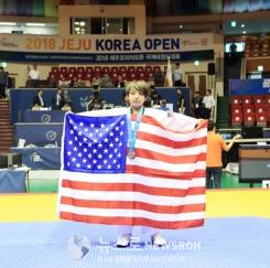 박채빈 SI '8월의 어린이선수' 선정