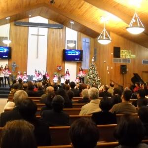 중앙플로리다교회연합 성탄제