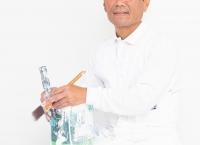 [인터뷰] 페인터의 이름 가슴에 새기는 페인터, 신동우