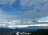 멕시코 산 크리의 새벽은 험악했다