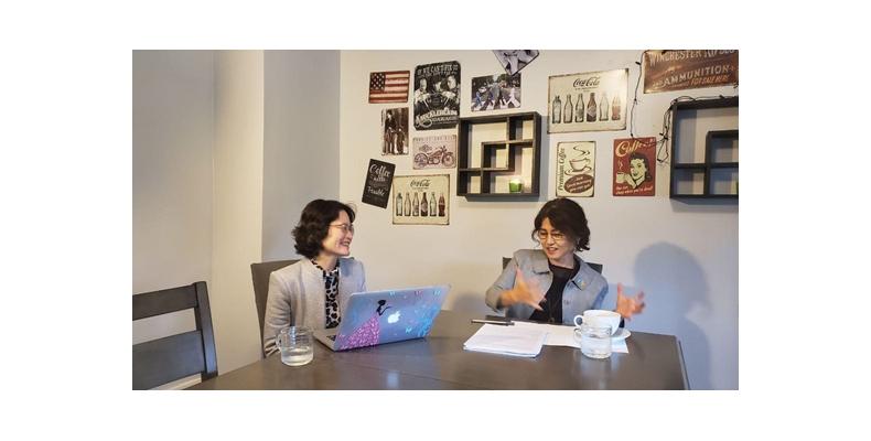 'LA 내여사 아시나요' JNC TV인터뷰