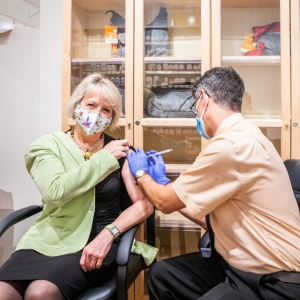 BC 전 주민에 올해 무료로 독감 주사 접종