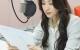 박하선, 유해발굴감식단 국내외 홍보