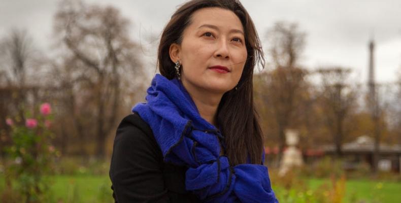 한국 전통춤으로 관객과 소통하는 안무가 안제현